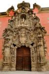 Elaborate doorway - Madrid