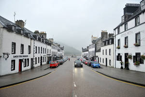 High street Inveraray 1 by wildplaces
