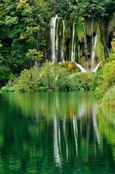 Plitvicka waterfall 2