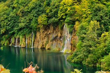 Plitvicka waterfall 3