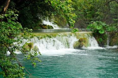 Plitvicka waterfall 4