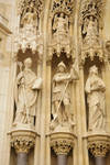 Zagreb Cathedral detail 1, Croatia