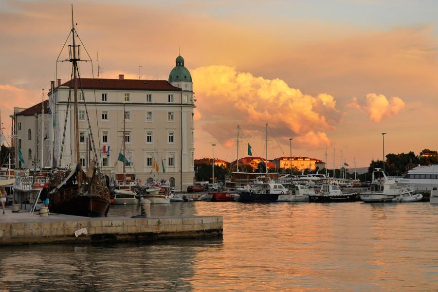 Split sunset - Croatia by wildplaces