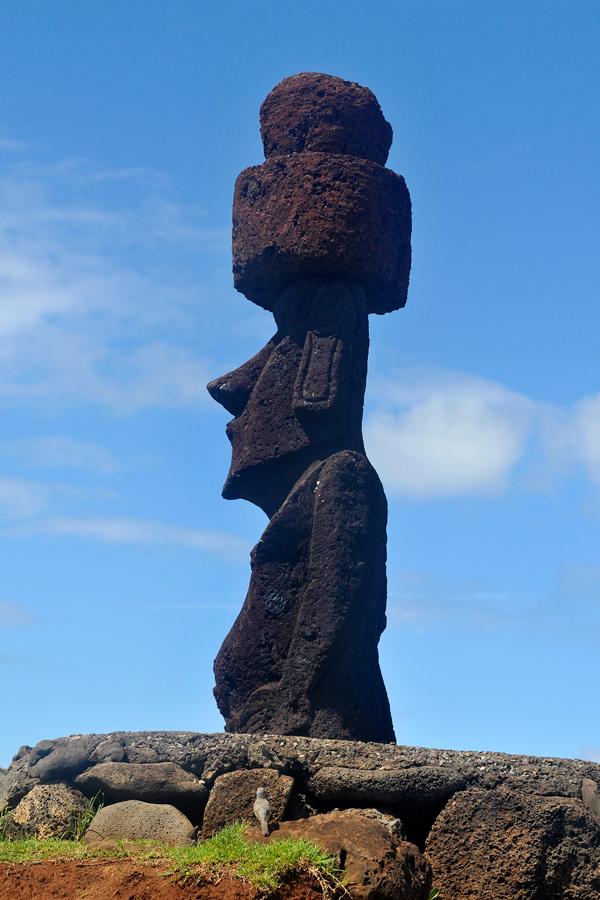 Статуя острова пасхи своими руками 55