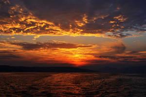 Slatine sunset 1 - Croatia by wildplaces