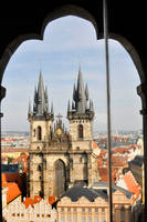 Church of our Lady before Tyn 1 - Prague by wildplaces