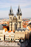 Church of our Lady before Tyn 2 - Prague by wildplaces
