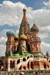 St Basil's Cathedral 1 - Moscow by wildplaces