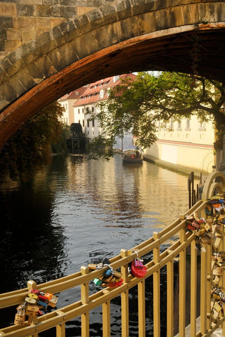 River view 2 - Prague by wildplaces