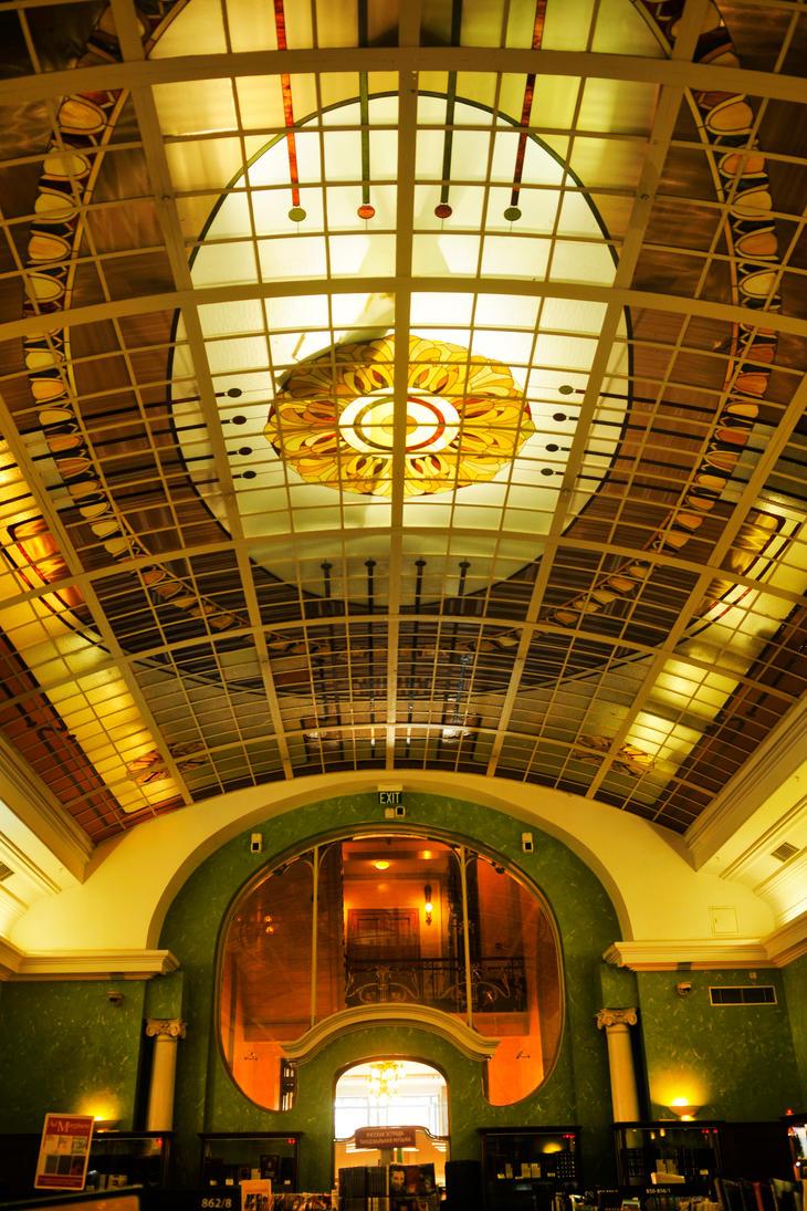 Singer Building interior 2016 - St Petersburg by wildplaces