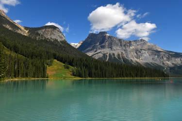 Emerald Lake 1 - Canadian Rockies