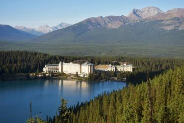 Lake Louise Lodge 2 - Canada