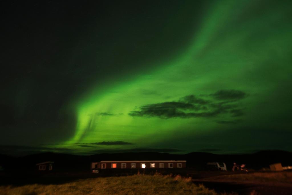 Iceland aurora 3