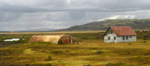 Rural scene 1 - Iceland by wildplaces