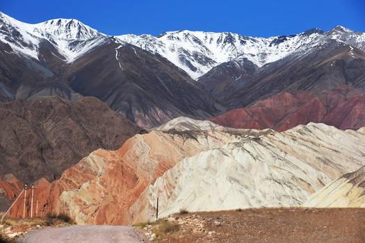Kyrgyzstan mountainscape 1