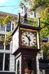 Steam Clock 1 - Vancouver