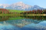 Pyramid Lake 5 - Canadian Rockies