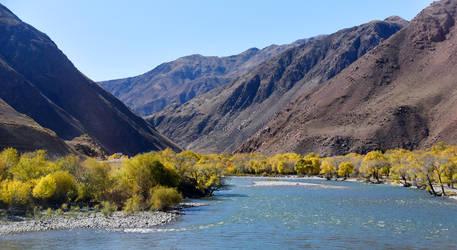 Kokomeren River 1 - Kyrgyzstan