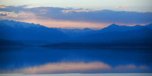 Toktogul Reservoir 7 - Kyrgyzstan