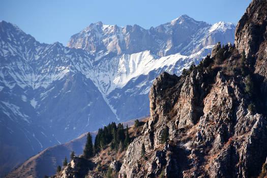 Kyrgyz mountains 2