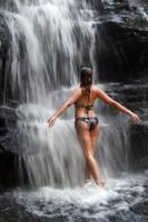 Riley Jade - waterfall 1 by wildplaces