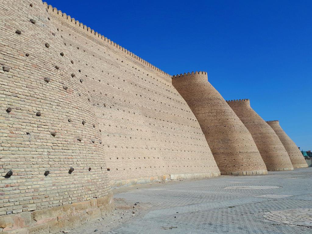 Zindan prison 1 - Bukhara by wildplaces
