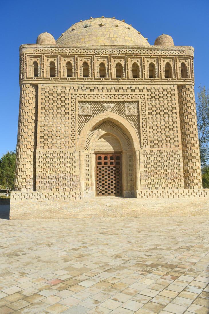 Samanid Mausoleum 1 - Bukhara by wildplaces