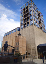 Zeitz Museum of Contemporary Art - Cape Town by wildplaces