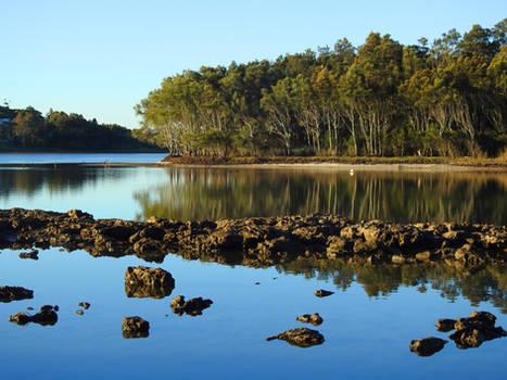 Wamberal lagoon 1