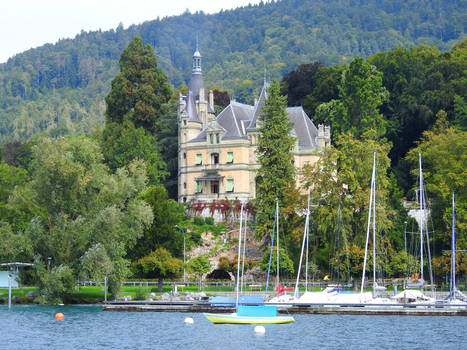 Mansion on the Thunersee 1 - Switzerland