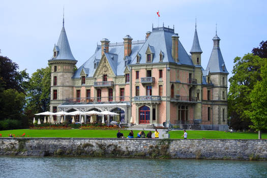 Thunersee mansion 1 - Switzerland