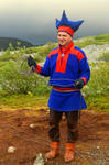Sami man - northern Norway by wildplaces