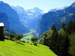 Lauterbrunnen Valley 1 - Switzerland