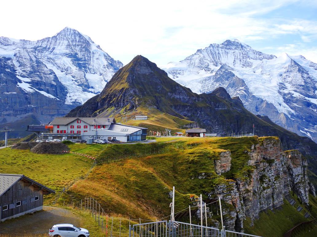 Mannlichen 1 - Switzerland