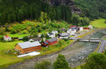 Flam township 3 - Norway