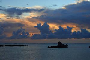 Lord Howe Island - sunset 7