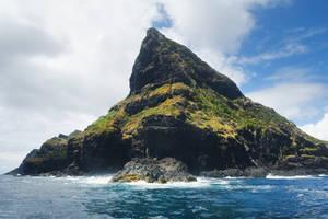 Lord Howe island - beneath Kim's Lookout