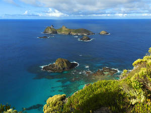 Admiralty Islands - from Lord Howe