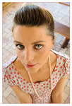 Bonny - pink polkadots 1 by wildplaces