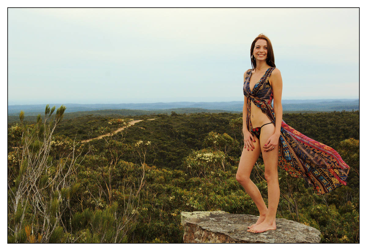 Kathryn on top of the world 3 by wildplaces