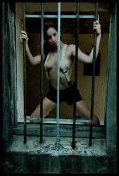 Jesi - incarcerated - night 7 by wildplaces