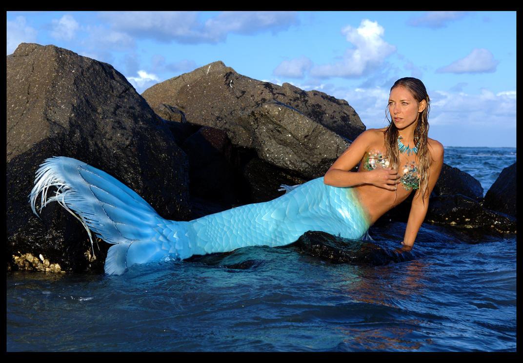 Mermaid reverie 1 by wildplaces