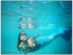 Mermaid  submerged 2