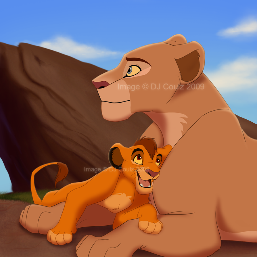 Nala and kopa relaxation by djcoulzanimalsonly on deviantart - Kion le roi lion ...