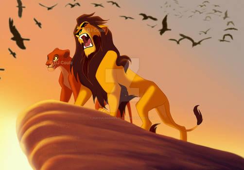 Ahadi and Uru's Kingdom