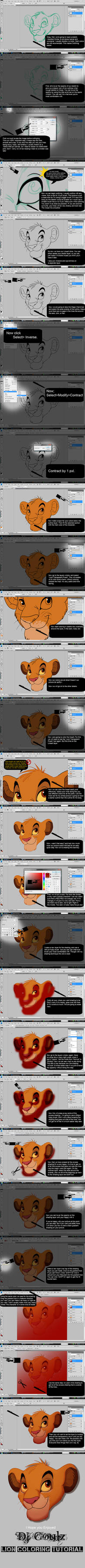 Basic Coloring Tutorial -New-