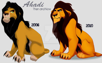 Ahadi: Then and Now