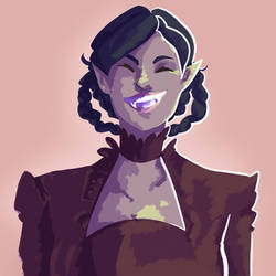 Vampire by arteella