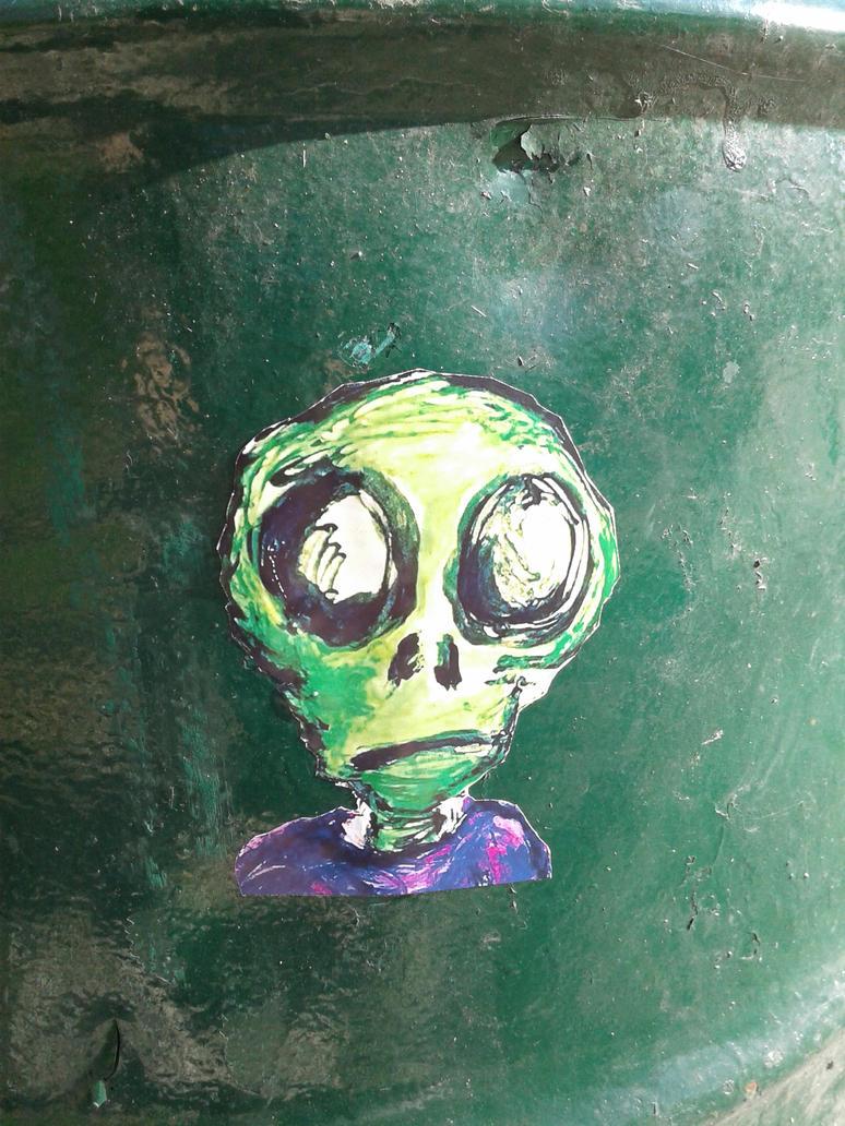Alien by lunarwolf95