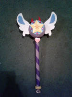 Star's new wand by lunarwolf95